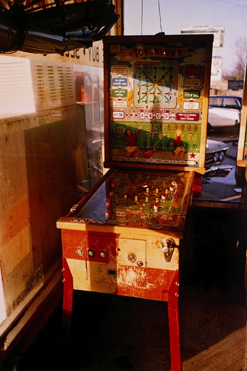 Untitled (Pinball Machine), 1980
