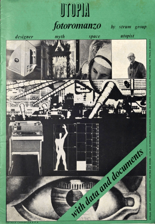Strum Group - Utopia Fotoromanzo (1972)